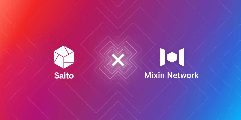 Saito x Mixin Logo
